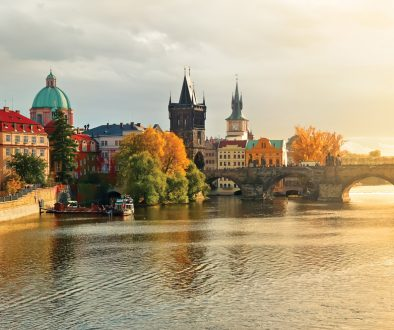 Old-Town-of-Prague-with-Charles-Bridge-at-sunset-Czech-Republic-_111579194